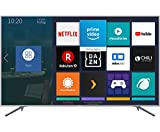 Hisense H75BE7410 189 cm (75 Zoll) Fernseher (4K Ultra HD, HDR, DolbyVision, Triple Tuner, Smart-TV, Metallgehäuse)