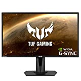 ASUS TUF Gaming VG27AQ1A 68,47cm (27 Zoll) HDR Monitor (WQHD, IPS, 170Hz, G-Sync compatible, HDR10, HDMI, DisplayPort, 1ms Reaktionszeit) schwarz