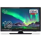 Cello C1920S 19' (47 cm Diagonale) HD Ready LED TV mit eingebautem DVBT2 S2 Triple Tuner