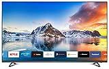 DYON Smart 55 XT 138,7 cm (55 Zoll) Fernseher (4K Ultra-HD Smart TV, HD Triple Tuner (DVB-C/-S2/-T2), Prime Video, Netflix & HbbTV) [Modelljahr 2020]