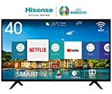 Hisense H40BE5500 100 cm (40 Zoll) Fernseher (Full HD, Triple Tuner, Smart-TV)