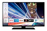 Techwood U40T52C 102 cm (40 Zoll) Fernseher (4K Ultra HD, HDR10, Triple Tuner, Smart TV, Prime Video, Works with Alexa, Dolby Audio)