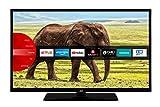 JVC LT-32VF5955 32 Zoll Fernseher (Smart TV inkl. Prime Video / Netflix / YouTube, Full HD, Bluetooth, Works with Alexa, Triple-Tuner) [Modelljahr 2020]
