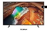 Samsung Q60R 189 cm (75 Zoll) 4K QLED Fernseher (Q HDR, Ultra HD, HDR, Twin Tuner, Smart TV) [Modelljahr 2019]