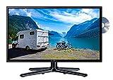 Reflexion LDDW-19 Wide-Screen LED-Fernseher, 12 Volt, 19 Zoll [Energieklasse A]