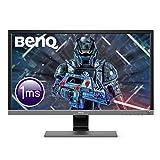 BenQ EL2870U 70,9 cm (28 Zoll) Gaming Monitor (4K, 1ms, FreeSync, HDR)Schwarz