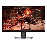Dell S3220DGF QHD-HDR LED Gewölbter Gaming Monitor 80cm (32') 4 ms Reaktionszeit 2560 x 1440 (DisplayPort: 165 Hz, HDMI: 144 Hz)