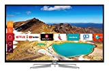 Telefunken D43U297B4CWI 109 cm (43 Zoll) Fernseher (4K Ultra HD, HDR 10, Triple Tuner, Smart TV, Prime Video)